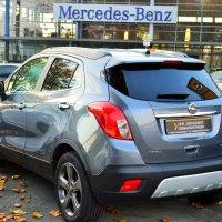 Opel Mokka 1.7 CDTI. 130 .Л.С. :: Schbrukunow Gennadi