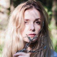 Лесная нимфа :: Natalya Kopyl