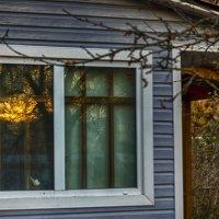 Закат в окне :: Константин Сафронов