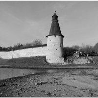 Высокая башня. Псков. :: Fededuard Винтанюк