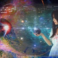 «Буду я твоей орбитой ...» :: vitalsi Зайцев