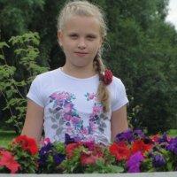 прелестный цветок :: Юлия Игнатова