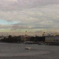 Город живёт :: Вера Моисеева