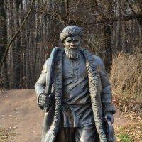 Памятник ямщику. :: Oleg4618 Шутченко