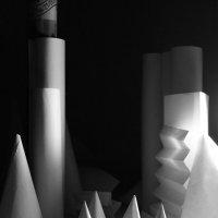 Бумажные города :: Полина Логинова