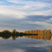 Осеннее отражение :: Виктор Четошников