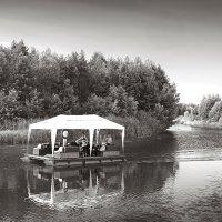 Проплывая по реке... :: Андрий Майковский