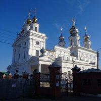 храм в Ивановской области :: людмила дзюба