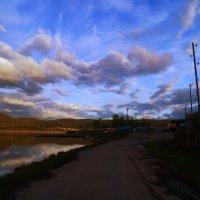 Облачный день :: Дарья Долинина