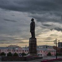 Перед грозой... :: Олег Пученков