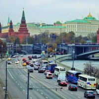 Москва в ноябре. :: Лара ***