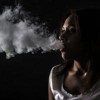 Cigarette Smoke :: Ksenia Podlipnaya