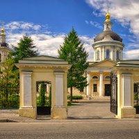 Коломна Церковь Михаила Архангла :: mila