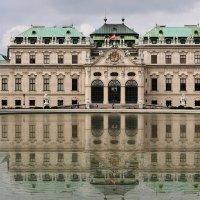 Дворцовый комплекс Бельведер. Вена. :: Владимир Леликов