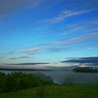 туман в долине :: Олег Загорулько