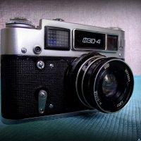 Раритеты: фотоаппарат ФЭД-4Л :: Андрей Заломленков