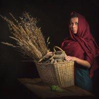 Девушка с корзиной :: Victor Brig