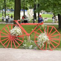 Велосипед нового поколения :: Николай Танаев