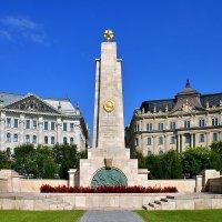Памятник воинам Советской Армии в Будапеште :: Денис Кораблёв