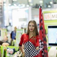 женщина в красном :: Svetlana AS