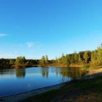 у озера.... :: Татьяна Шестакович