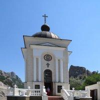 Храм-часовня :: Вера Щукина