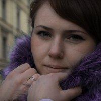 И снова Танька :: Olga Kramoreva