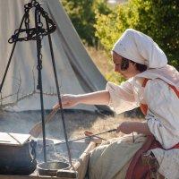 Женщины Средневековья :: Анна Выскуб