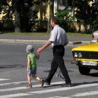 Вежливость на дороге :: Наталья