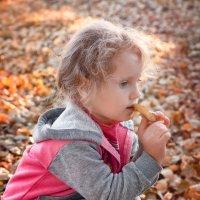 Осенний крохотный листочек.))) :: Studia2Angela Филюта