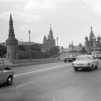 Москва. 1988 :: Олег Афанасьевич Сергеев