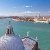 Венеция. Вид с колокольни Сан-Джорджо Маджоре :: Елена Троян
