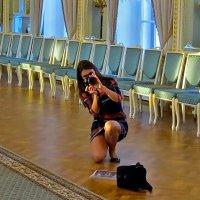 фотограф во Дворце :: Елена