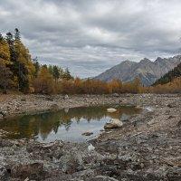 Второе Бадуксоке озеро осенью... :: Vadim77755 Коркин