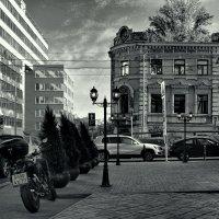 Городской пейзаж :: Виктор Берёзкин