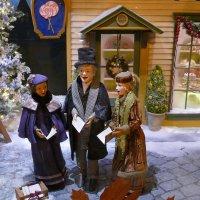 Торонто готовится к Рождеству. Витрины...(2) :: Юрий Поляков
