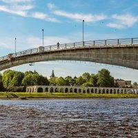 Великий Новгород,Ярославово дворище :: Владимир Демчишин