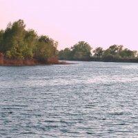 река Сухая :: Ирина Жигулина