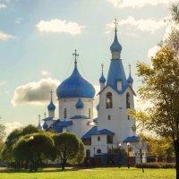Церковь Рождества Христова. :: Владимир Гилясев
