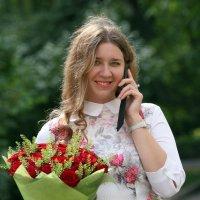 сказочный женский образ :: Олег Лукьянов