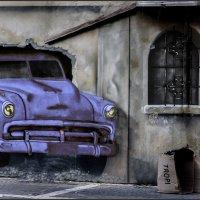 Машина времени3 или жажда к жизни :: Shmual Hava Retro