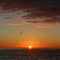 Закат на хорошую погоду :: valeriy khlopunov
