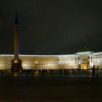 Дворцовая площадь -скорбит!!!! :: Валентина Папилова