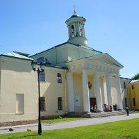 Церковь св. рвап. Марии Магдалины :: Елена Павлова (Смолова)