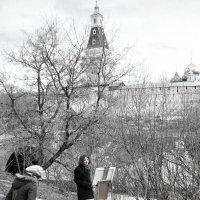 Лавра и ТВОРЧЕСТВО :: Елена Строганова