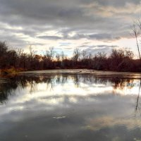 Осенняя вода :: Владимир Сквирский