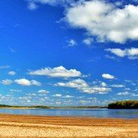 Песчаные волны :: Виктор Заморков