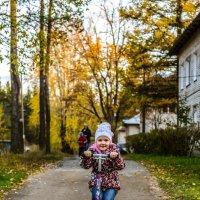 *** (Маша.Осень.Самокат) :: Сергей В. Комаров
