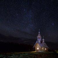 Про звезды и заброшенные храмы :: Игорь Маснык