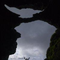 Пещера в Исландии с непроизносимым названием Hjörleifshöfði. :: Денис Глебов